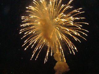 Sunflower Festival Fireworks 2009